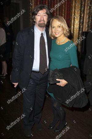 Stock Image of Sir Trevor Nunn and Cheryl Hersch