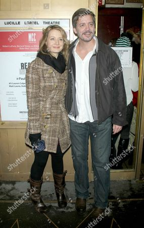 Editorial photo of 'Really Really' Play Opening Night, New York, America - 19 Feb 2013