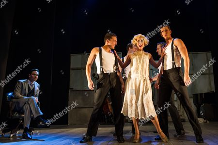 'The Tailor-Made Man' - Dylan Turner (William Haines) and Faye Tozer (Marion Davies)