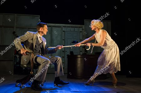 'The Tailor-Made Man' - Dylan Turner (Willian Haines) and Faye Tozer (Marion Davies)