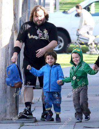 Jack Black, Thomas David Black and Samuel Jason Black