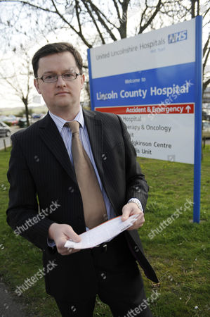 Gary Walker, former Lincolnshire NHS Trust chief executive