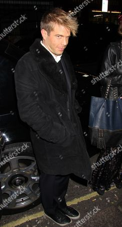 Editorial picture of Sony Music, Post BRIT's party at the Arts Club, London, Britain - 20 Feb 2013