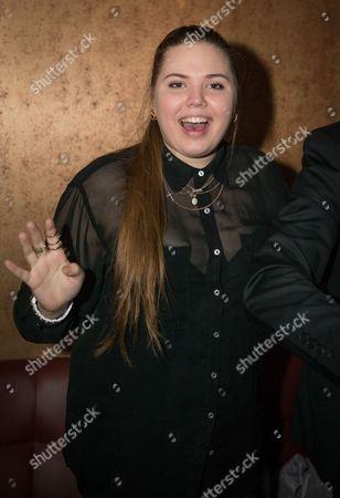Editorial picture of Celebrities at Raffles Nightclub, London, Britain - 20 Feb 2013