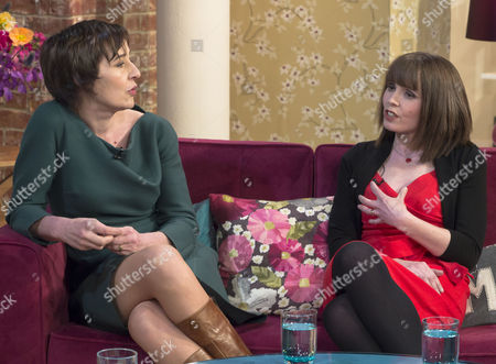 Editorial image of 'This Morning' TV Programme, London, Britain - 21 Feb 2013