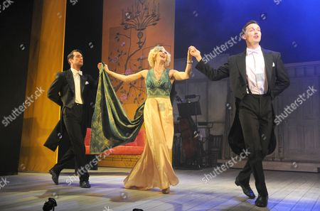 Bradley Clarkson as Jimmy, Faye Tozer as Marion,Dylan Turner as William