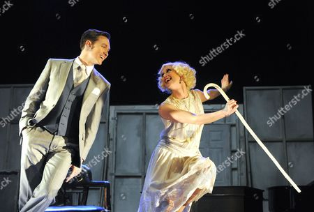 Faye Tozer as Marion, Dylan Turner as William