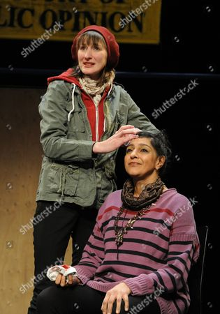 Laura Elphinstone as Kelly, Meera Syal as Jen
