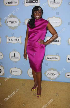 Editorial photo of 6th Annual Essence Black Women in Hollywood luncheon, Los Angeles, America - 21 Feb 2013