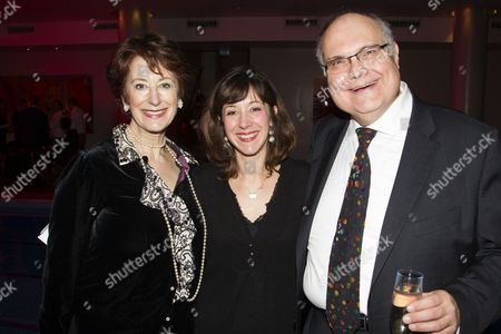 Maureen Lipman, Amy Rosenthal (Author) and Mike McShane (Louis B Mayer)