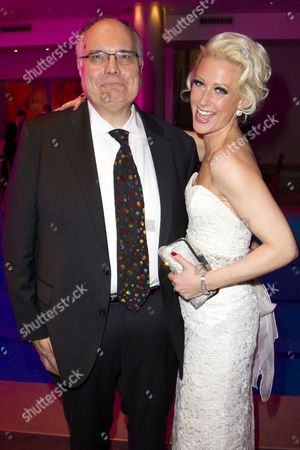 Mike McShane (Louis B Mayer) and Faye Tozer (Marion Davies)