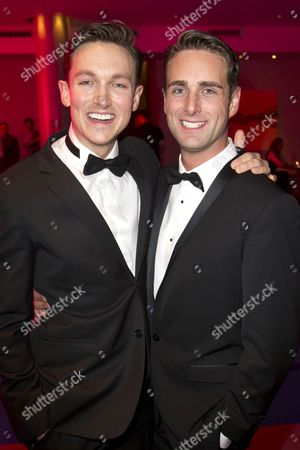 Dylan Turner (William Haines) and Bradley Clarkson (Jimmy Shields)
