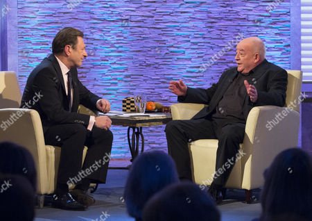 Alan Titchmarsh and Tim Healy