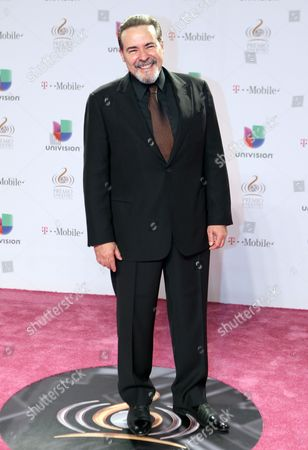 Editorial image of 25th Anniversary Of Univision's 'Premio Lo Nuestro A La Musica Latina', Miami, Florida, America - 21 Feb 2013