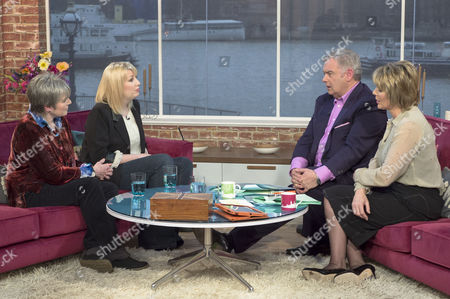 Editorial image of 'This Morning' TV Programme, London, Britain - 22 Feb 2013