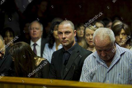 Henke Pistorius, Carl and Aimee Pistorius