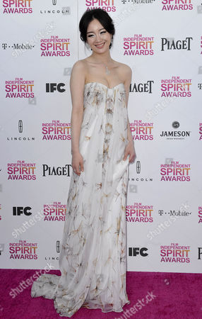 Editorial photo of 2013 Film Independent Spirit Awards, Los Angeles, America - 23 Feb 2013