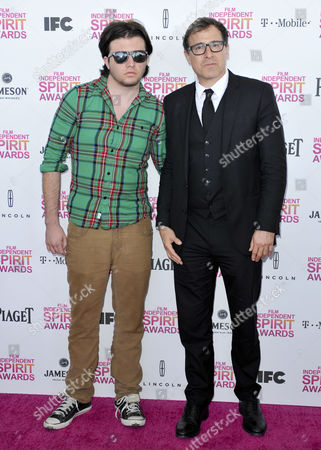 Editorial photo of 2013 Film Independent Spirit Awards, Los Angeles, America - 23 Feb 2013