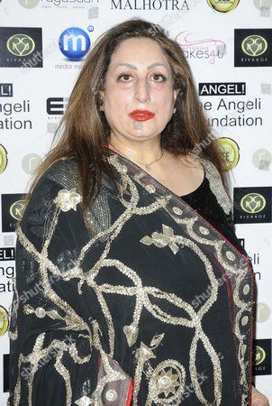 Stock Image of Angeli Kapoor