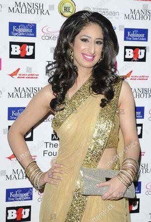 Stock Picture of Anushka Arora