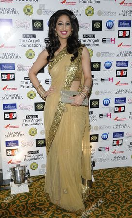 Editorial picture of Manish Malhotra Fashion Extravaganza, Grosvenor House Hotel, Park Lane, London, Britain - 23 Feb 2013