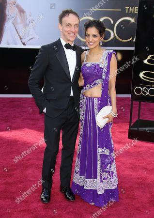 Mychael Danna and Aparna Danna