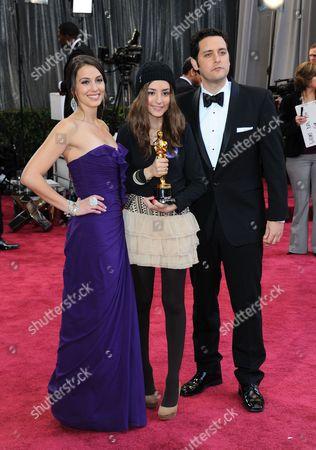 Editorial photo of 85th Annual Academy Awards Oscars, Arrivals, Los Angeles, America - 24 Feb 2013