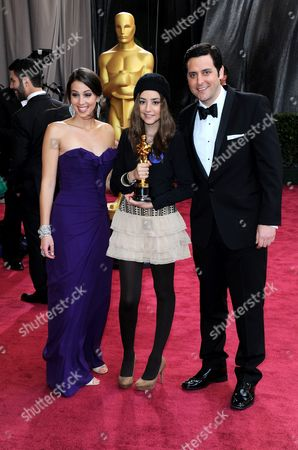 Editorial picture of 85th Annual Academy Awards Oscars, Arrivals, Los Angeles, America - 24 Feb 2013
