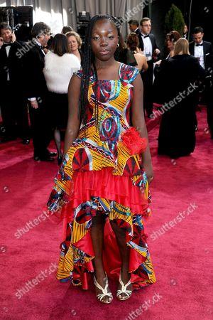 Stock Picture of Rachel Mwanza