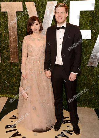 Zooey Deschanel and Jamie Linden