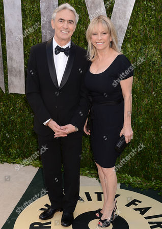 Stock Photo of David Steinberg and Robyn Steinberg