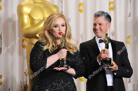 Editorial photo of 85th Annual Academy Awards Oscars, Press Room, Los Angeles, America - 24 Feb 2013