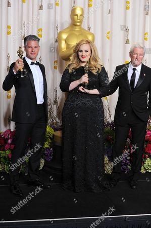 Editorial photo of 85th Annual Academy Awards Oscars, Press Room, Los Angeles, America - 24 Feb 2013