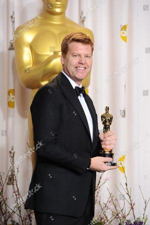 Editorial image of 85th Annual Academy Awards Oscars, Press Room, Los Angeles, America - 24 Feb 2013