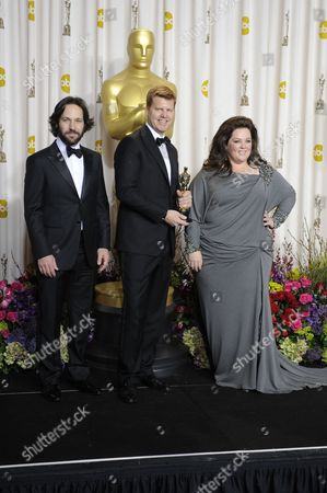 Editorial picture of 85th Annual Academy Awards Oscars, Press Room, Los Angeles, America - 24 Feb 2013