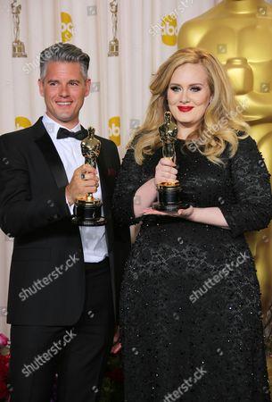 Paul Epworth and Adele