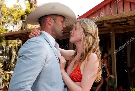 Parker - Jason Statham and Emma Booth