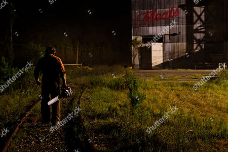 Stock Image of Texas Chainsaw 3D - Dan Yeager
