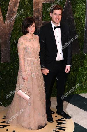 Editorial image of 85th Annual Academy Awards Oscars, Vanity Fair Party, Los Angeles, America - 24 Feb 2013