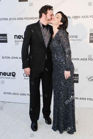 Mike Dolan and Sadie Alexandru