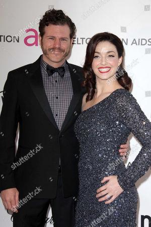 Editorial photo of 85th Annual Academy Awards Oscars, Elton John AIDS Foundation Party, Los Angeles, America - 24 Feb 2013
