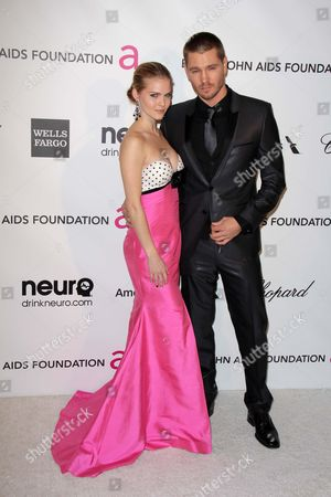 Editorial photo of 85th Annual Academy Awards Oscars, Elton John AIDS Foundation Party, Los Angeles, America - 24 Feb 2013