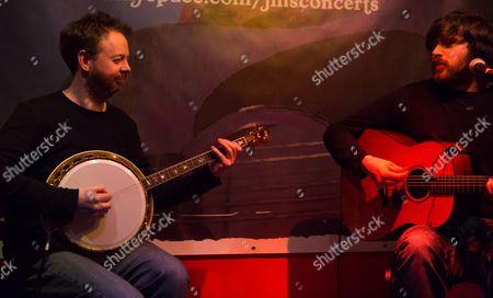 Eamonn Coyne and Kris Drever