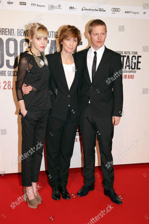 Antonia Campbell-Hughes, Director Sherry Hormann, Thure Lindhardt
