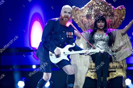 Army of Lovers - Alexander Bard and Camilla Henemark