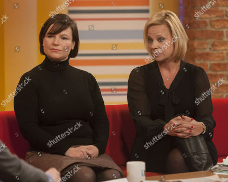 Alison Smith and Daisy McAndrew