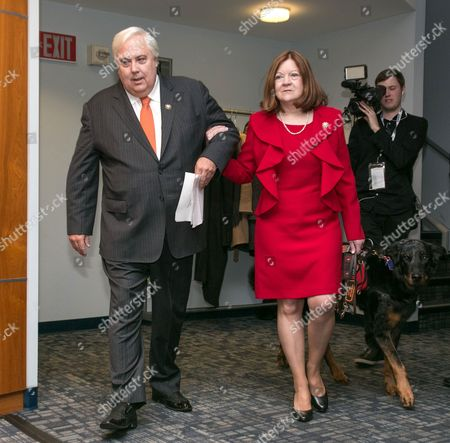 Clive Palmer and Helen Benziger