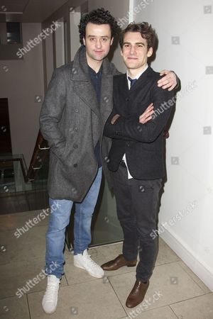 Daniel Mays and Joshua Silver