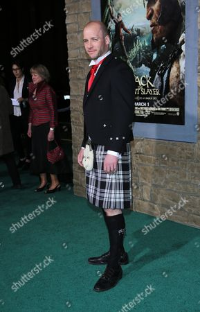 Editorial image of 'Jack the Giant Slayer' film premiere, Los Angeles, America - 26 Feb 2013
