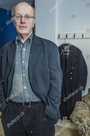 Stock Photo of Iain Sinclair
